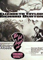 Filmposter Wer hat Angst vor Virginia Woolf?