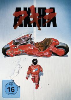DVD-Cover Akira