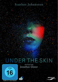DVD-Cover Under the Skin