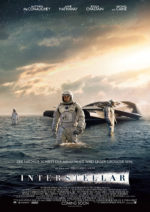 Filmposter Interstellar