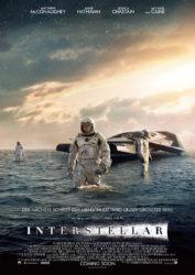 Filmposter Interstellar