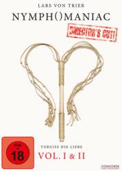 DVD-Cover Nymphomaniac