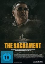 DVD-Cover The Sacrament