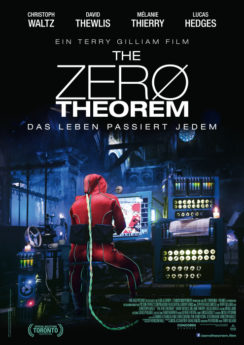 Filmposter The Zero Theorem