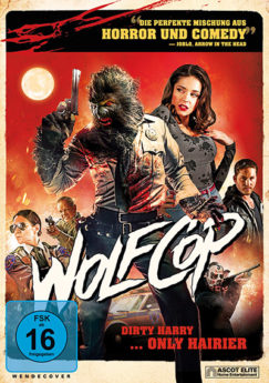 DVD-Cover WolfCop