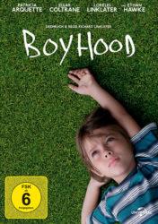 DVD-Cover Boyhood
