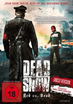 DVD-Cover Dead Snow 2