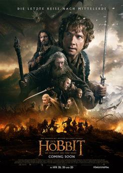 Filmposter Der Hobbit – Die Schlacht der Fünf Heere