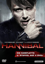 DVD-Cover Hannibal Staffel 3