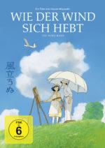 DVD-Cover Wie der Wind sich hebt