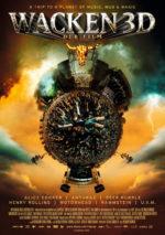 Filmposter Wacken 3D