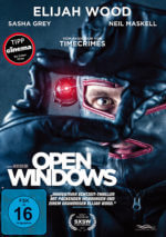 DVD-Cover Open Windows