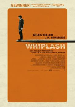 Filmposter Whiplash