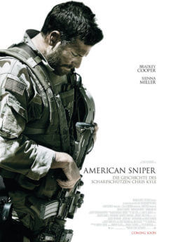 Filmposter American Sniper