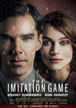 Filmposter The Imitation Game