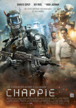 Filmposter Chappie