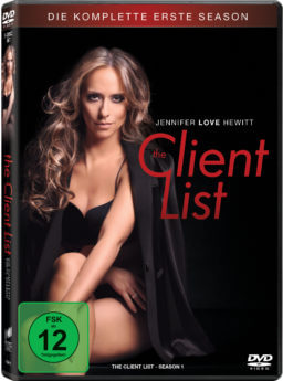 DVD-Cover The Client List
