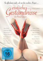 DVD-Cover Erotische Geständnisse der Porno-Queens