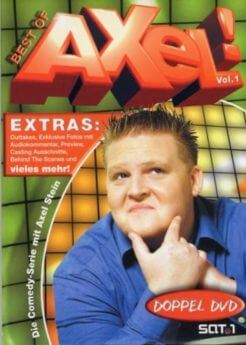 DVD-Cover Axel!