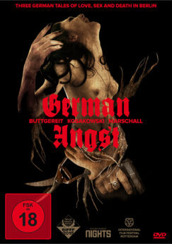 DVD-Cover German Angst
