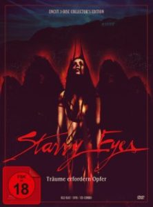 DVD-Cover Starry Eyes