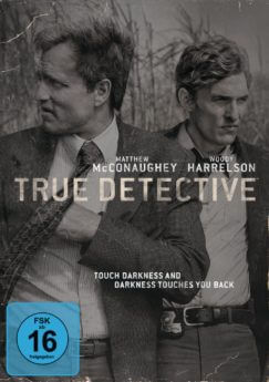 DVD-Cover True Detective