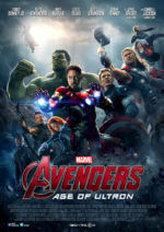 Filmposter Avengers: Age of Ultron