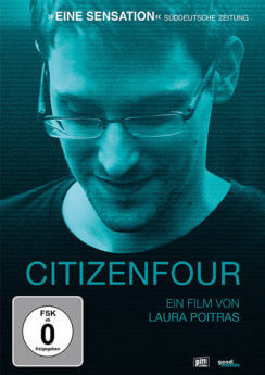 DVD-Cover Citizenfour
