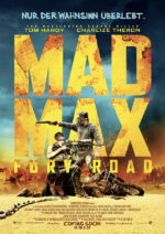 Filmposter Mad Max: Fury Road