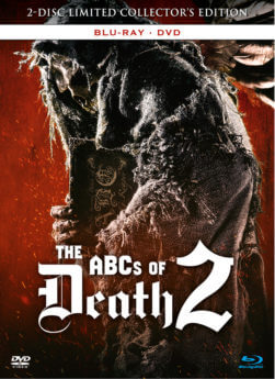 DVD-Cover The ABCs of Death 2