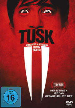 DVD-Cover Tusk