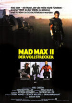 Filmposter Mad Max II