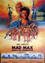Filmposter Mad Max – Jenseits der Donnerkuppel