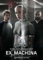 Filmposter Ex Machina