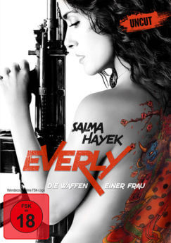 DVD-Cover Everly