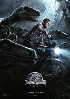 Filmposter Jurassic World
