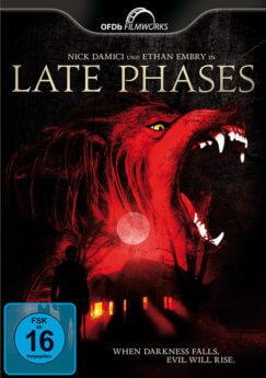 DVD-Cover Late Phases