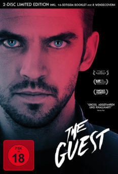 DVD-Cover The Guest