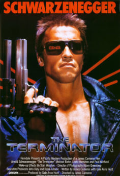Filmposter Terminator