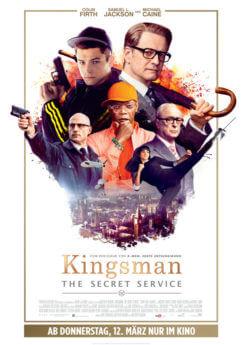 Filmposter Kingsman