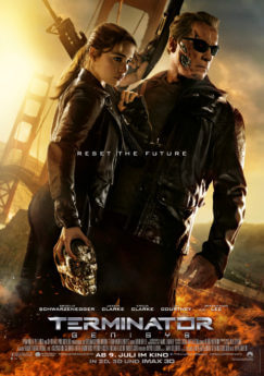 Filmposter Terminator: Genisys