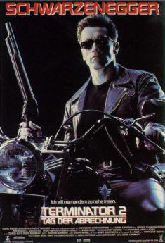 Filmposter Terminator 2