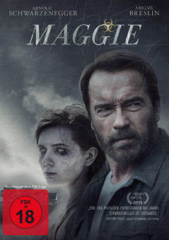 DVD-Cover Maggie