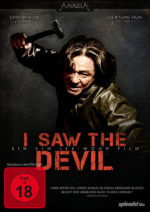 DVD-Cover I Saw The Devil