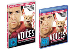 The Voices DVD / BD