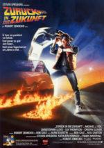 Filmposter Zurück in die Zukunft