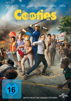 DVD-Cover Cooties