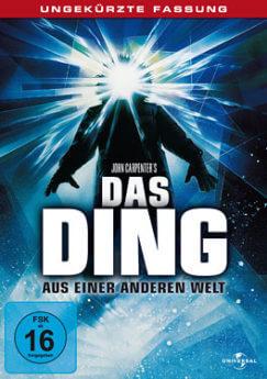 DVD-Cover Das Ding aus einer anderen Welt