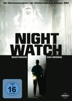DVD-Cover Nightwatch