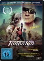 DVD-Cover Turbo Kid